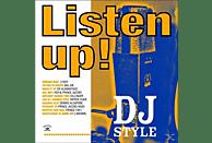VARIOUS - Listen Up!dj Style [CD]