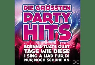 VARIOUS - Die Größten Partyhits  - (CD)