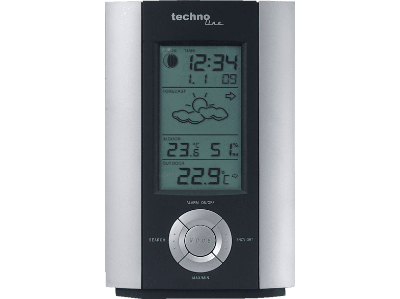 TECHNOLINE WS 6710 Wetterstation
