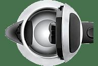 WMF 04.1301.0012 Stelio Wasserkocher, Edelstahl matt/Schwarz