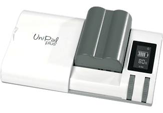 HAHNEL Unipal Chargeur universel Plus (1000 380.0)