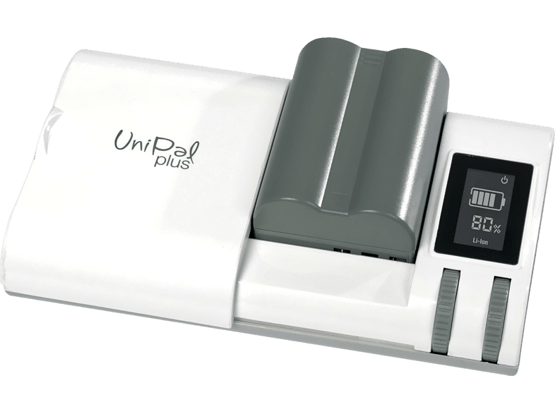 HAHNEL Unipal Chargeur universel Plus (1000 380.0)