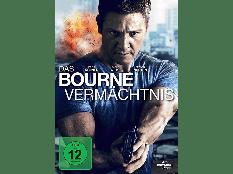 Das Bourne Vermächtnis [DVD]