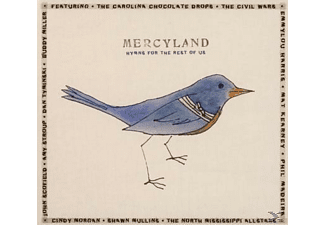 VARIOUS - Mercyland: Hymns For The Rest Of Us  - (CD)