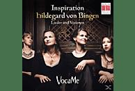Ernst Schwindl, Vocame - Inspiration [CD]