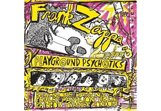 Frank & The Mothers Of Invention Zappa - Playground Psychotics - (CD)