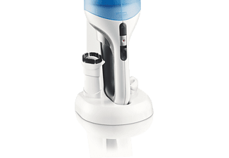 PHILIPS Nass-/Trocken-Handstaubsauger MiniVac FC6142/01 blau-weiß