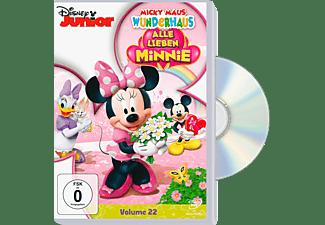 Micky Maus Wunderhaus – Alle lieben Minnie DVD