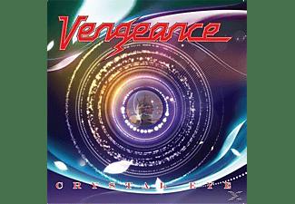 Vengeance - Crystal Eye  - (CD)