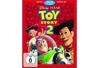 Toy Story 2 - 3D Superset 3D Blu-ray