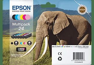 EPSON Original Tintenpatrone mehrfarbig (C13T24284010)