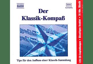 VARIOUS - Der Klassik-Kompaß (CD+Buch)  - (CD)
