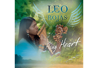 Leo Rojas - FLYING HEART [CD]