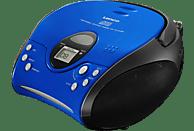 LENCO SCD-24 Radiorecorder, Mehrfarbig