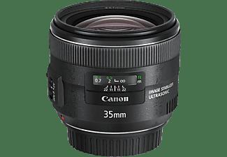 CANON EF 35mm f/2 IS USM - 35 mm f/2 IS, USM (Objektiv für Canon EF-Mount, Schwarz)