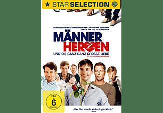 Männerherzen und die ganz, ganz große Liebe DVD