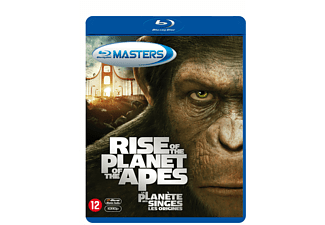 Rise Of The Planet Of The Apes | Blu-ray