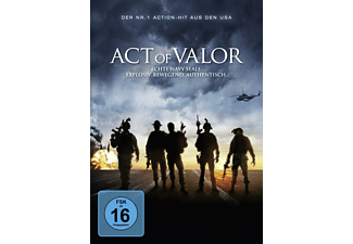 Act of Valor DVD