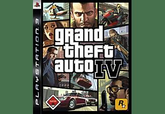 GTA 4 - Grand Theft Auto IV - [PlayStation 3]