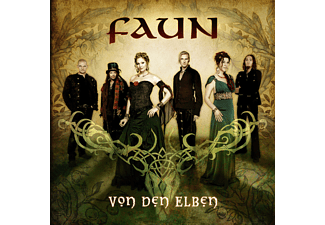 Faun - Von Den Elben  - (CD)