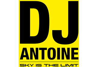 DJ Antoine - SKY IS THE LIMIT (3CD LIMITED EDITION)  - (CD)