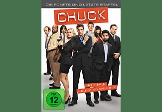 Chuck - Staffel 5 DVD