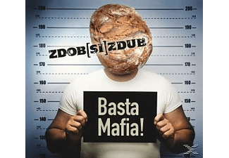 Zdob Si Zdub - Basta Mafia!  - (CD)