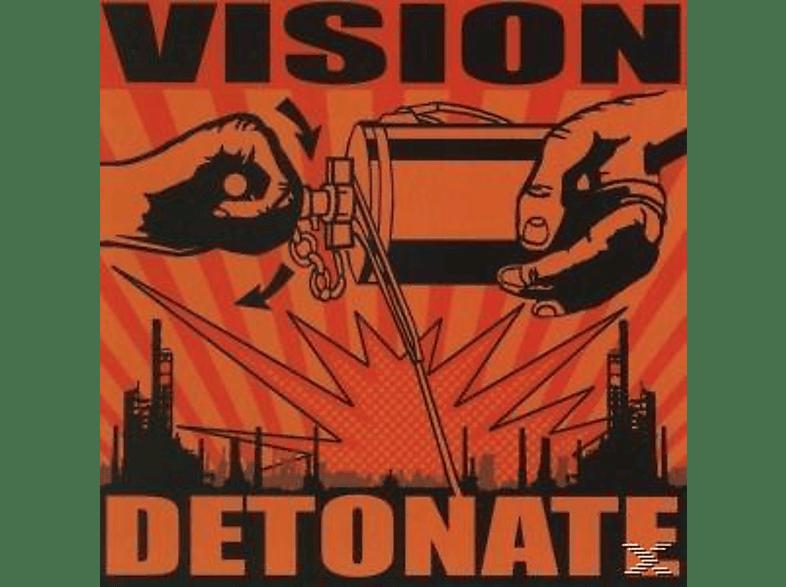 Vision - Detonate [CD]