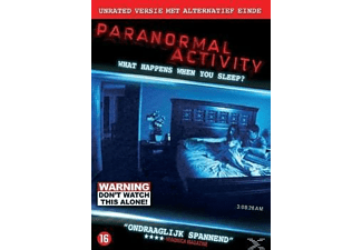Paranormal Activity | DVD