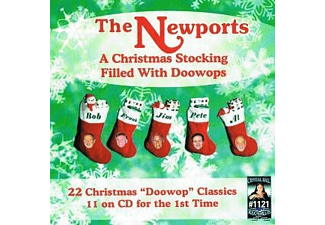 Newports - A Christmas Stocking Filled With Do  - (CD)