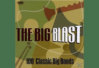 VARIOUS - The Big Blast - 100 Classic Big Bands [Box-Set]  - (CD)