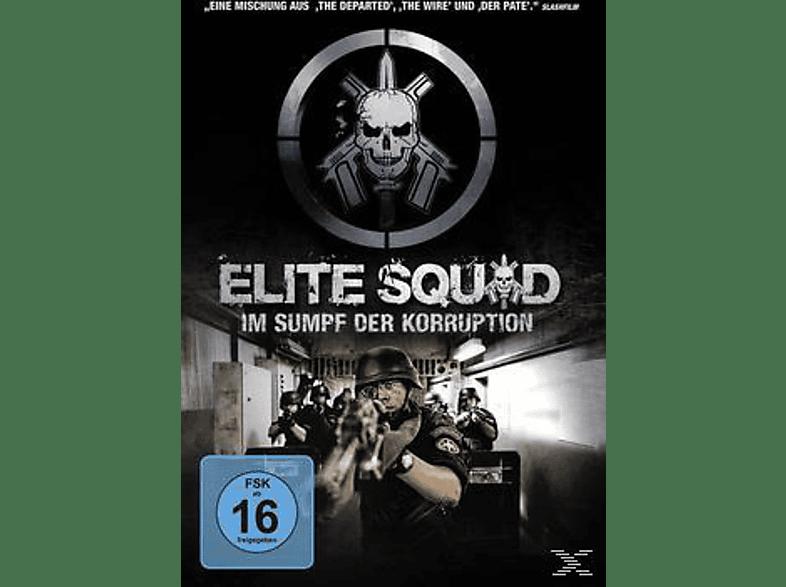 Elite Squad - Im Sumpf der Korruption [DVD]