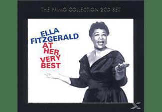 Ella Fitzgerald - At Her Very Best  - (CD)