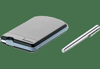 FREECOM 56058, 500 GB HDD, 2,5 Zoll, extern, Schwarz