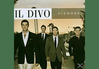Il Divo - SIEMPRE  - (CD)