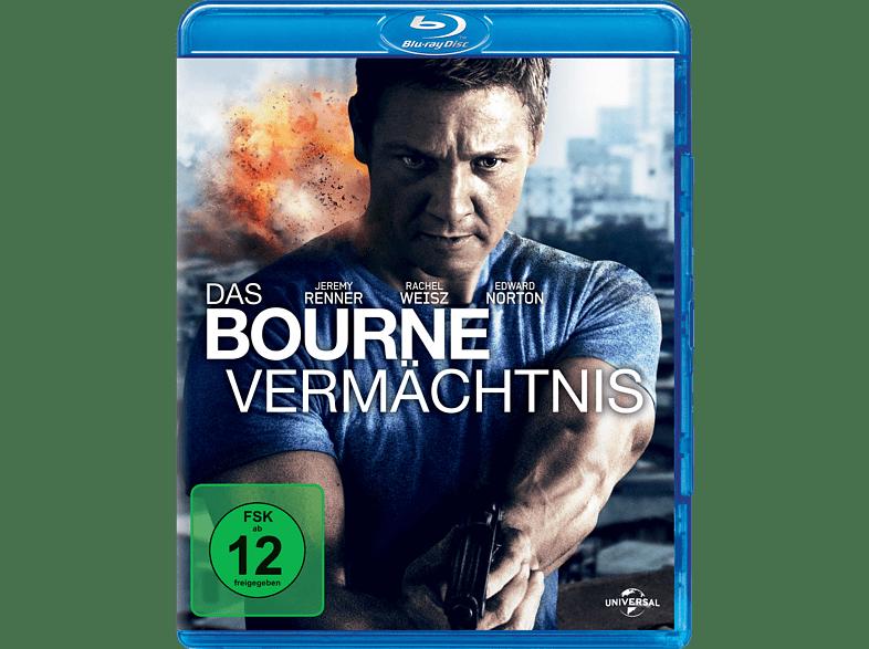 Das Bourne Vermächtnis [Blu-ray]