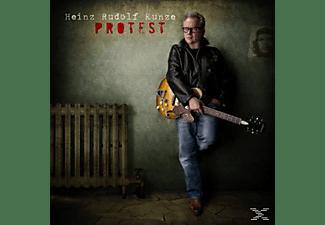 Heinz Rudolf Kunze - PROTEST  - (CD)