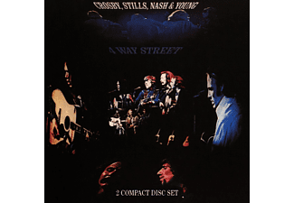 Neil Young, Crosby, Stills, Nash & Young - 4 WAY STREET  - (CD)