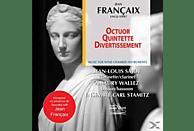 Jean-Louis Sajot, Amaury Wallez, Ensemble Carl Stamitz - Octuor - Quintette - Divertissement [CD]