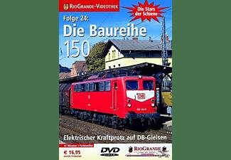 RioGrande-Videothek - Stars der Schiene - Folge 24 - Die Baureihe 150 DVD