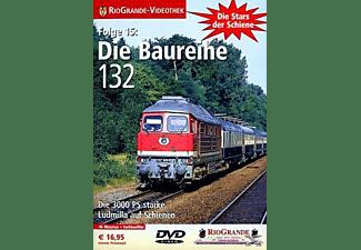 RioGrande-Videothek - Stars der Schiene - Folge 15 - Die Baureihe 132 DVD
