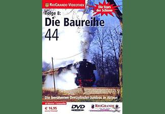 RioGrande-Videothek - Stars der Schiene - Folge 08 - Die Baureihe 44 DVD