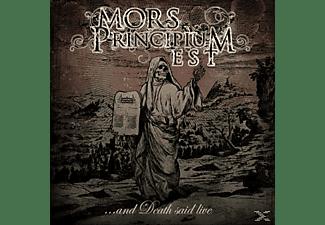Mors Principium Est - ...And Death Said Live  - (CD)