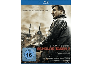 96 Hours - Taken 2 [Blu-ray]