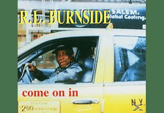 R.L. Burnside - Come On In  - (CD)