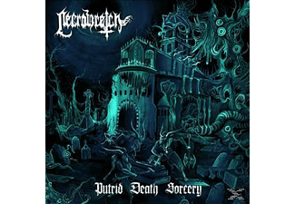 Necrowretch - Putrid Death Sorcery  - (CD)