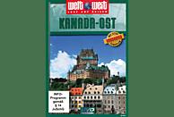 Kanada - Ost mit Bonusfilm Vancouver - Reihe: welt weit [DVD]