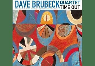 Dave Brubeck, The Dave Brubeck Quartet - Time Out  - (CD)