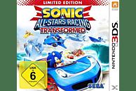 Sonic All-Stars Racing  [Nintendo 3DS]