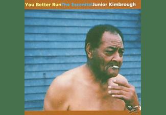 Junior Kimbrough - You Better Run  - (CD)